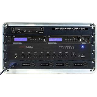 RACK AQUATIQUE MP3/BT -  120  WATTS