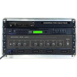 RACK AQUATIQUE CD/MP3/BT-120 WATTS