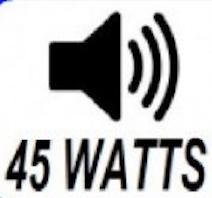 45 Watts
